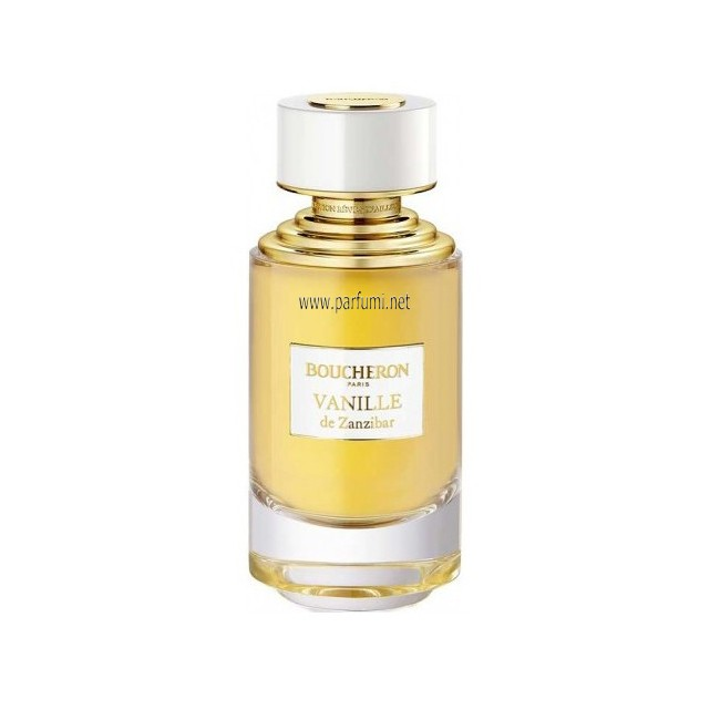 Boucheron Vanille de Zanzibar EDP unisex parfum-without package-125ml