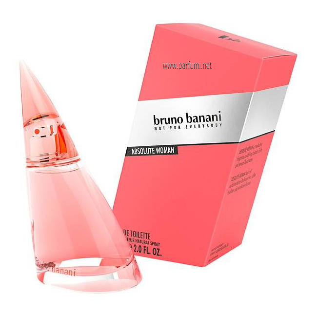 Bruno Banani Absolute Woman EDT за жени - 40ml.