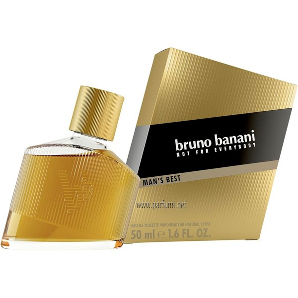 Bruno Banani Mans Best EDT за мъже - 50ml