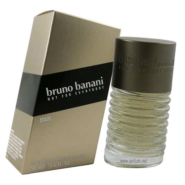 Bruno Banani Bruno Man EDT for men - 75ml