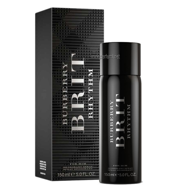 Burberry Brit Rhythm Deo Spray for Men - 150ml