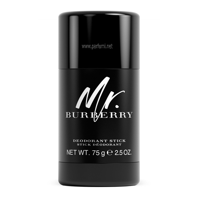 Burberry Mr. Burberry Deo Stick for men - 75ml