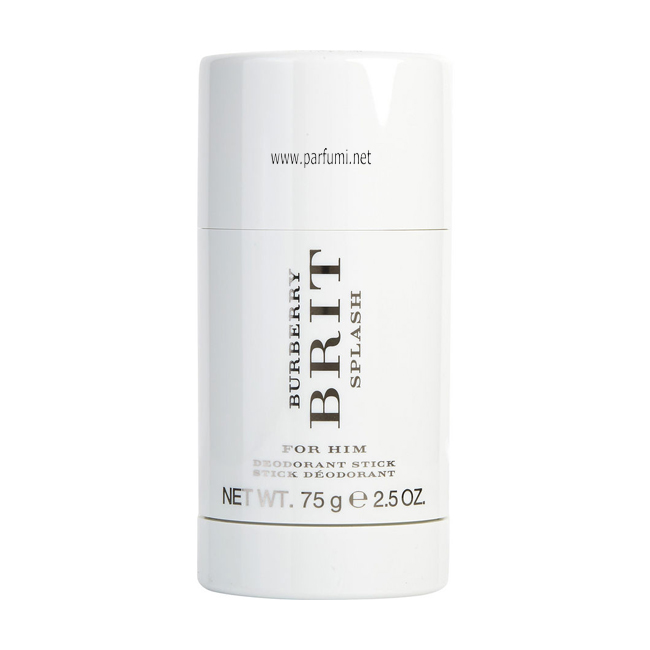 Burberry Brit Splash Deo Stick for men - 75ml