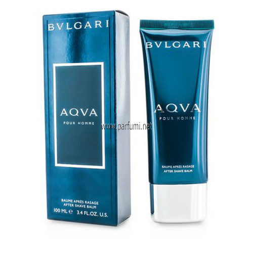 Bvlgari Aqva Pour Homme Aftershave Balsam for men - 100ml