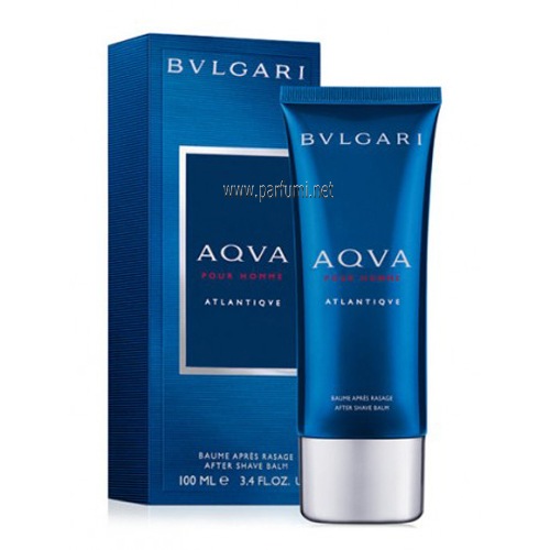 Bvlgari Aqva Pour Homme Atlantiqve Aftershave Balsam for men - 100ml