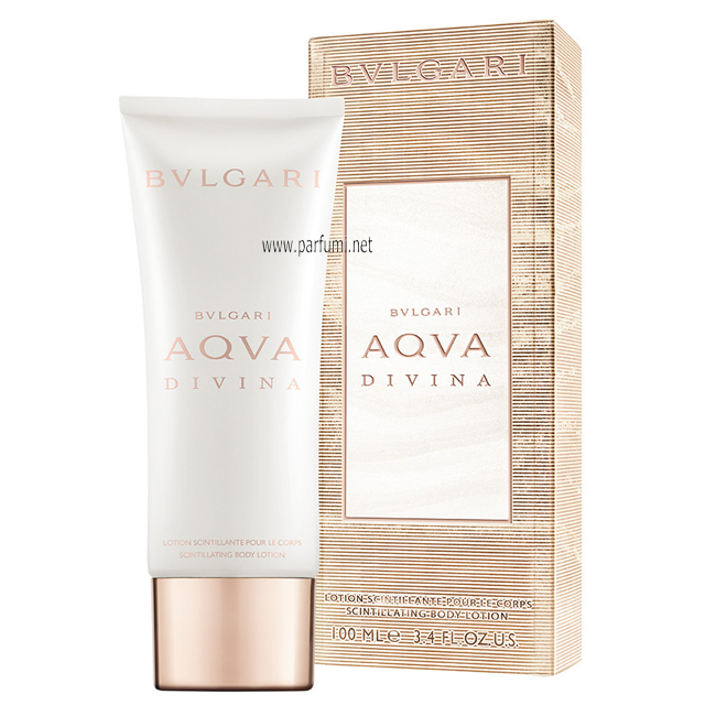Bvlgari Aqva Divina Body Lotion for women - 100ml