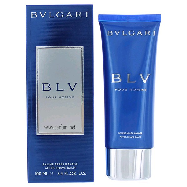 Bvlgari BLV Pour Homme Aftershave Balsam for men - 100ml
