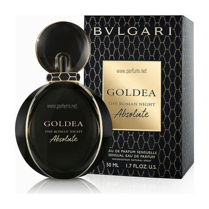 Bvlgari Goldea The Roman Night Absolute EDP парфюм за жени - 50ml.