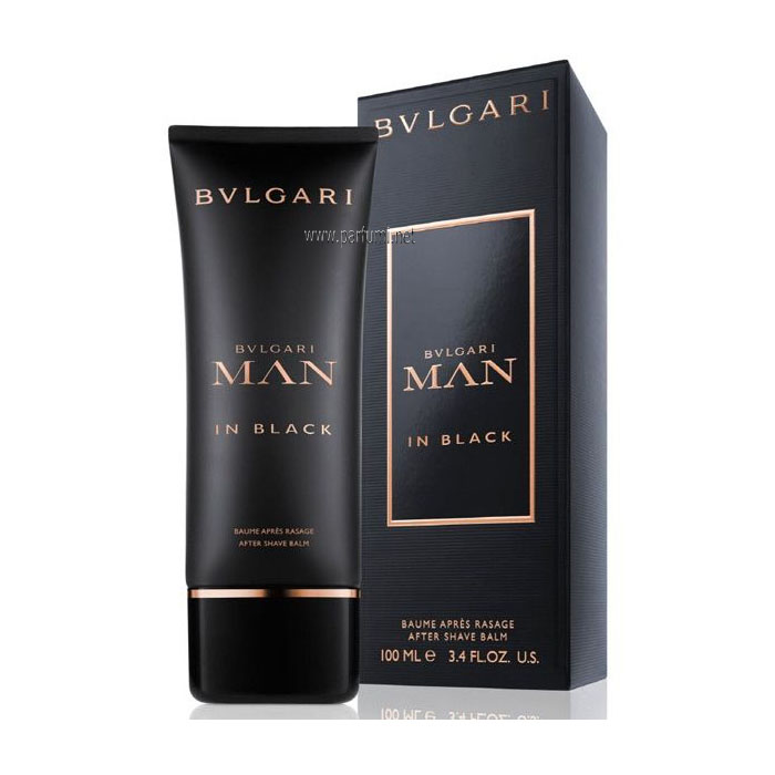 Bvlgari Man In Black афтършейв балсам - 100ml