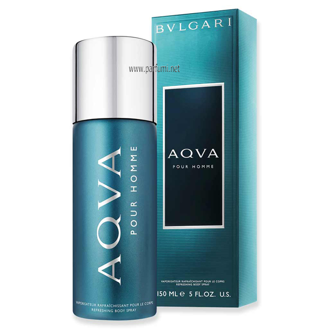 Bvlgari Aqva Pour Homme Deodorant for men - 150ml