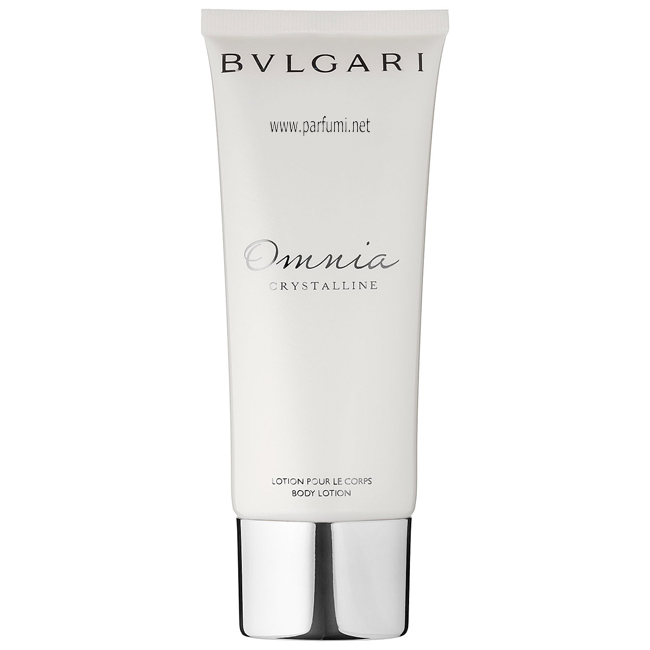 Bvlgari Omnia Crystalline Body Lotion for women - 100ml