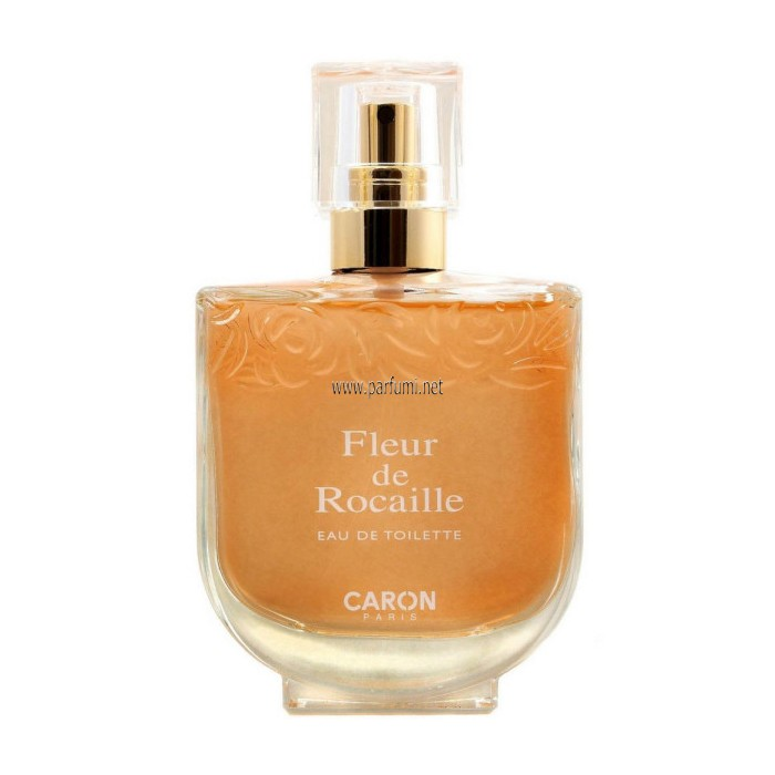 Caron Fleur de Rocaille Eau de Toilette for women-without package-100ml