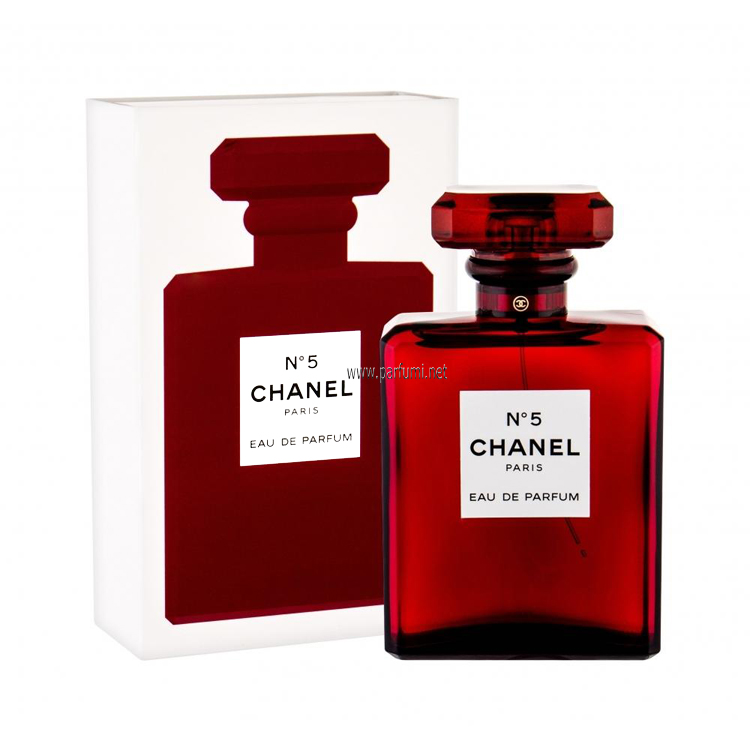 Chanel No.5 Red Edition EDP парфюм за жени - 100ml