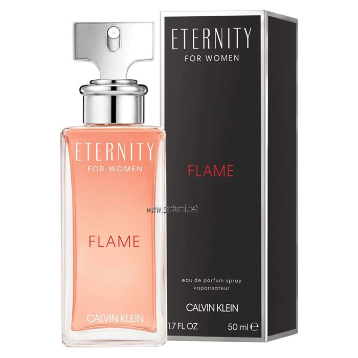 Calvin Klein Eternity Flame EDP парфюм за жени - 30ml