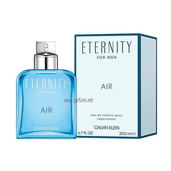 Calvin Klein Eternity Air EDT парфюм за мъже - 200ml