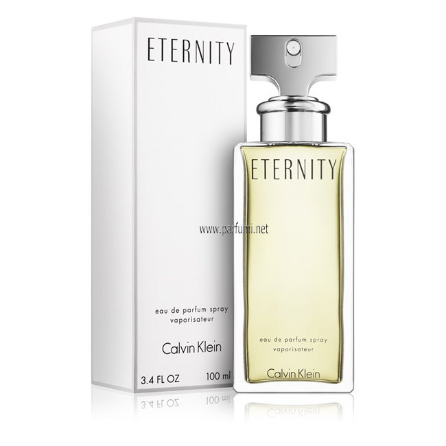 Calvin Klein Eternity EDP parfum for women - 100ml.