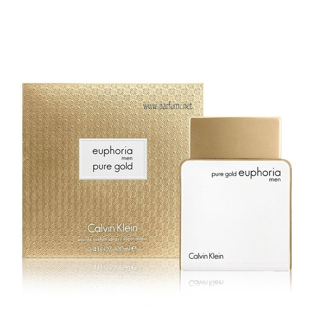 CK Euphoria Pure Gold Men EDP парфюм за мъже - 100ml.
