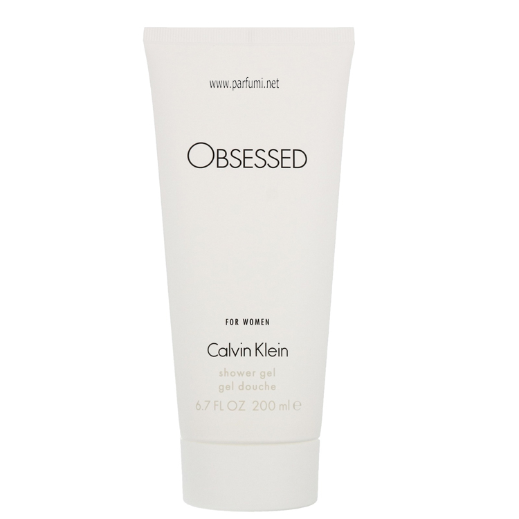 Calvin Klein Obsessed Душ гел за жени - 200ml