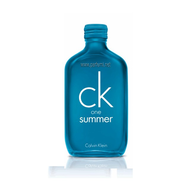 CK One Summer 2018 EDT unisex parfum-without package- 100ml.