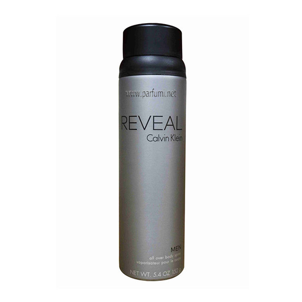 CK Reveal Deodorant Spray for men - 150ml