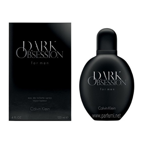 Calvin Klein Dark Obsession EDT парфюм за мъже - 125ml