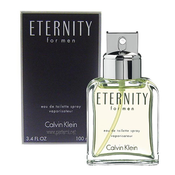 CK Eternity EDT parfum for men - 50ml