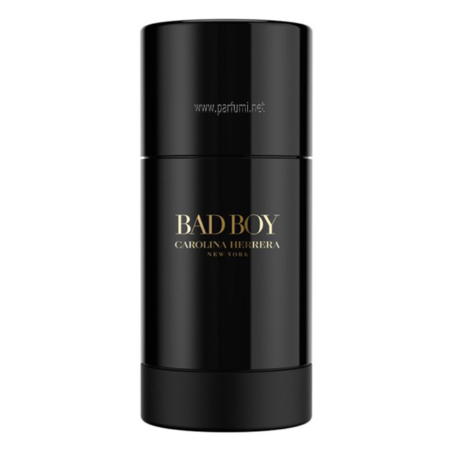 Carolina Herrera Bad Boy Deo Stick for men - 75ml