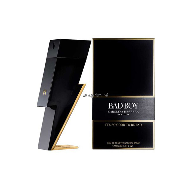 Carolina Herrera Bad Boy EDT for men - 100ml