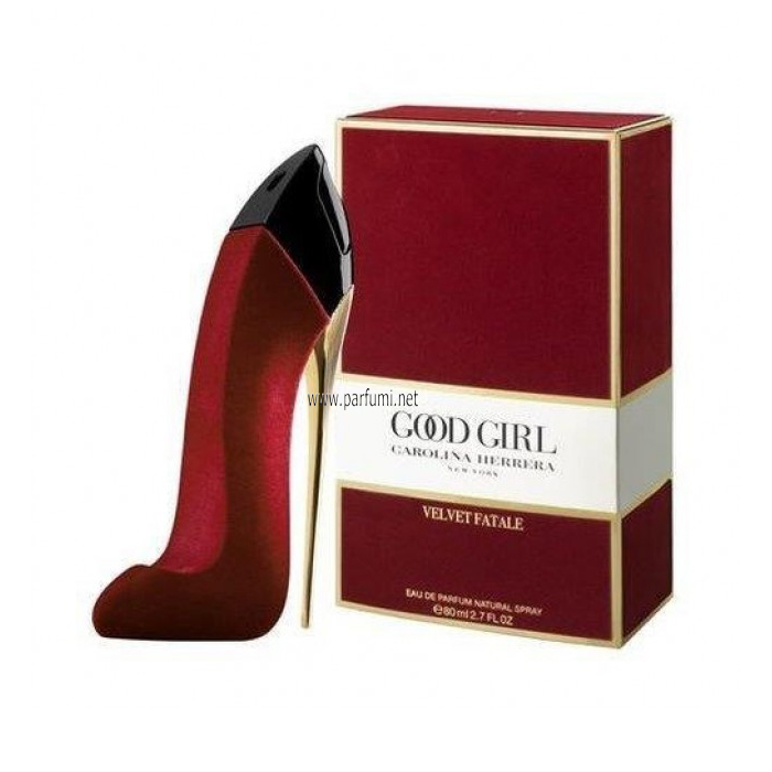 Carolina Herrera Good Girl Velvet Fatale EDP парфюм за жени - 80ml