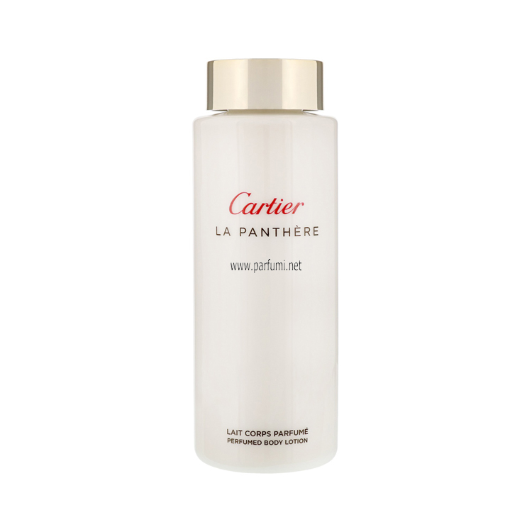 Cartier La Panthere Body Lotion for women - 200ml