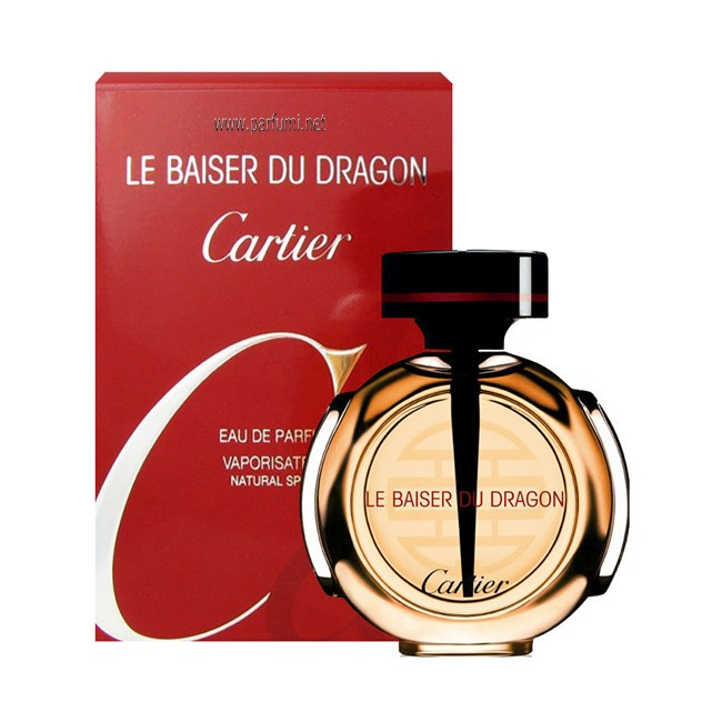 Cartier Le Baiser Du Dragon EDP парфюм за жени - 100ml.