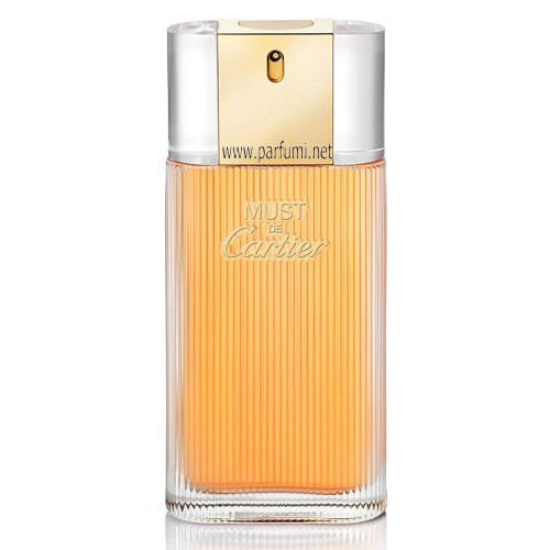 Cartier Must EDT парфюм за жени - без опаковка - 100ml.