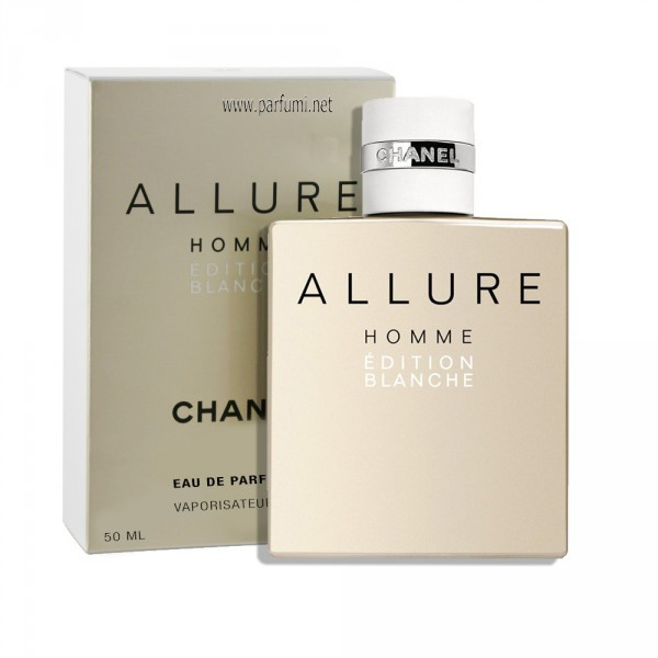 Chanel Allure Edition Blanche EDP парфюм за мъже - 50ml