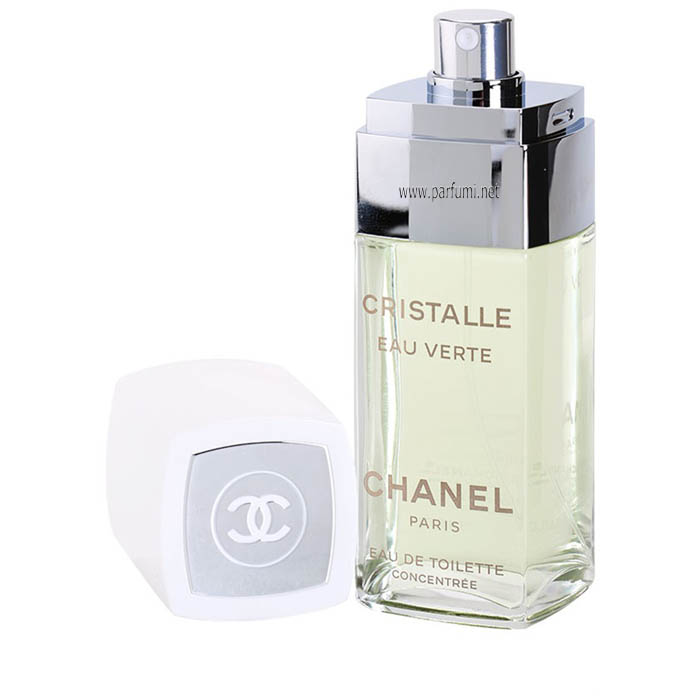 Chanel Cristalle Eau Verte Concentree EDT за жени - без опаковка - 100ml.