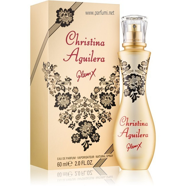 Christina Aguilera Glam X EDP parfum for women - 60ml