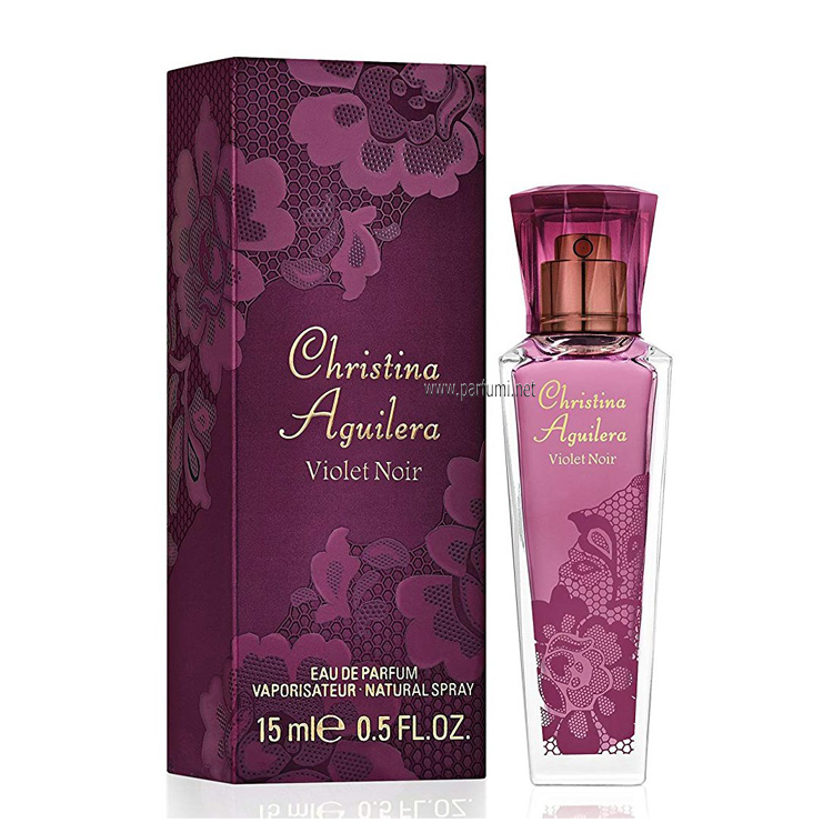 Christina Aguilera Violet Noir EDP парфюмна вода за жени - 50ml