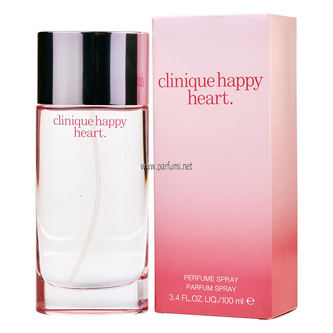 Clinique Happy Heart EDP парфюм за жени - 100ml