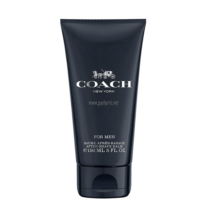 Coach for Men Афтършейв балсам - 150ml