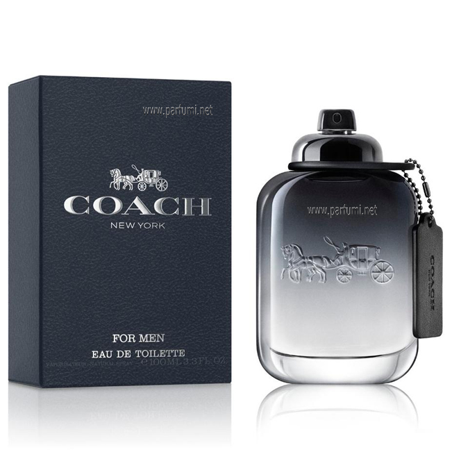 Coach for Men EDT parfum for men - 60ml