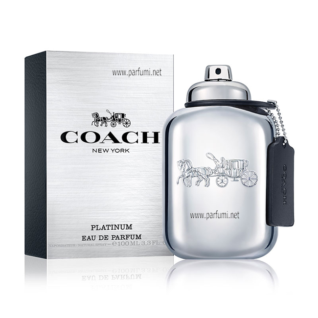 Coach Platinum EDP parfum for men - 60ml