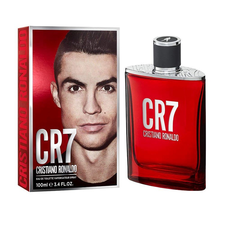 Cristiano Ronaldo CR7 EDT parfum for men - 100ml