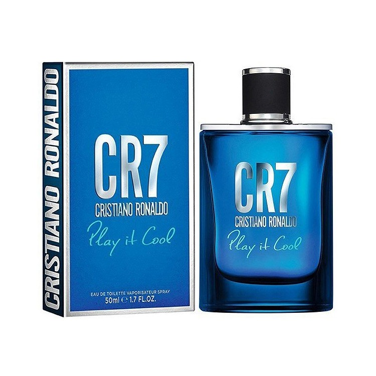 Cristiano Ronaldo CR7 Play it Cool EDT за мъже - 100ml