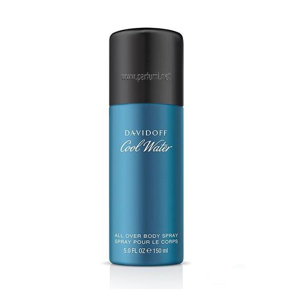 Davidoff Cool Water Deo Spray за мъже - 150ml
