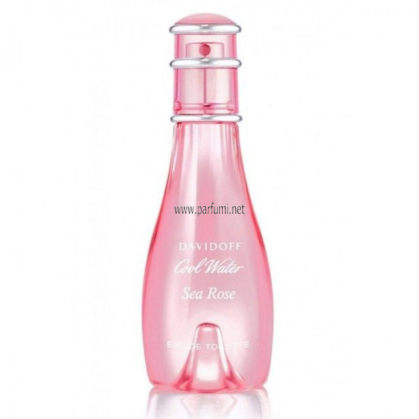 Davidoff Cool Water Sea Rose EDT for women -without package- 100ml.