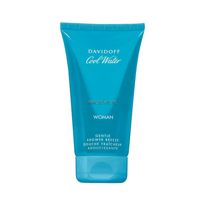 Davidoff Cool Water Shower gel за жени - 150ml.