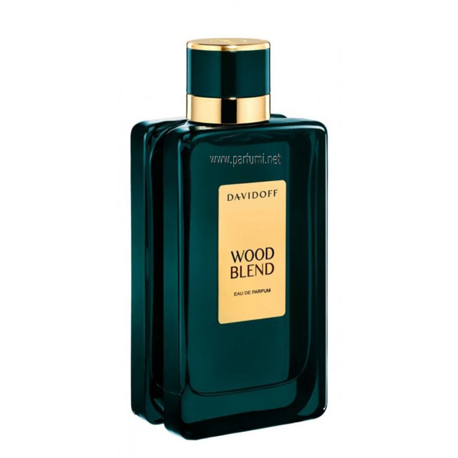 Davidoff Wood Blend EDP unisex parfum-without package-100ml