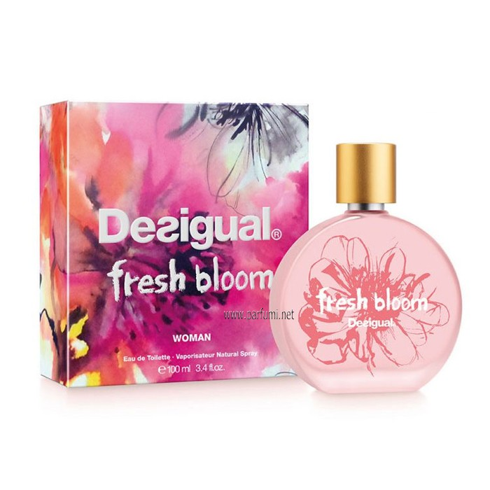 Desigual Fresh Bloom EDT парфюм за жени - 100ml