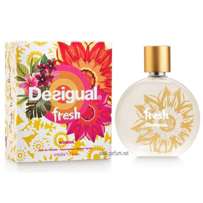 Desigual Fresh EDT parfum for women - 100ml