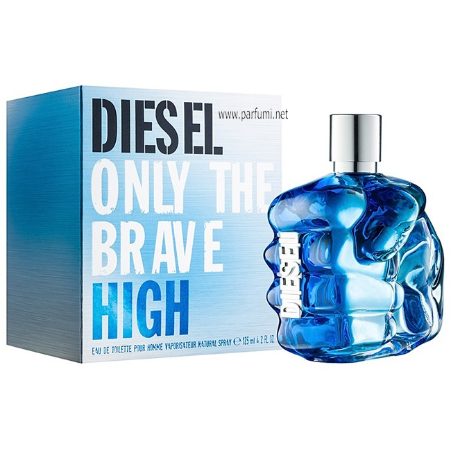 Diesel Only The Brave High EDT за мъже - 50ml