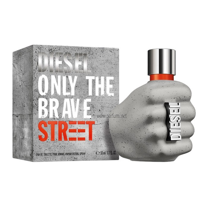 Diesel Only The Brave Street EDT за мъже - 75ml